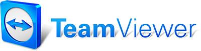 Téléchargement du logiciel TeamViewer.